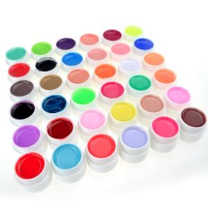 Цветни гелове 36 цвята