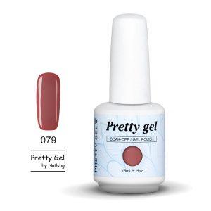 gel-lak-pretty-gel-079-coffe-hand