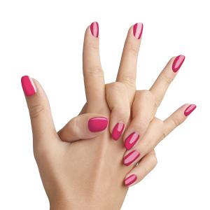 gel-lak-pretty-gel-113-raspberry-nail