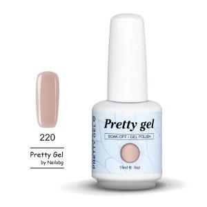 gel-lak-pretty-gel-220-prozrachno-rozov-nail