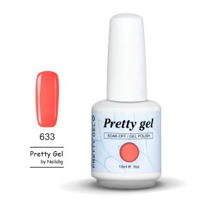 gel-lak-pretty-gel-633-flirt-nail