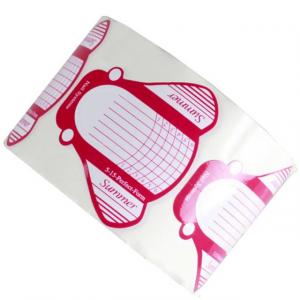 Форми за изграждане на маникюр – розова пеперуда