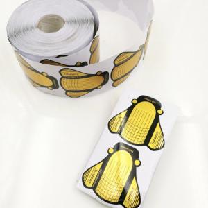 Форми за изграждане на маникюр – златна пеперуда