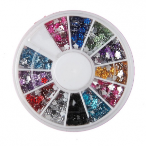 Палитра декорации за нокти – Модел 02 Цветя