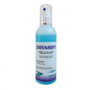 Zhivasept – течност за дезинфекция на ръце