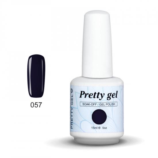 Pretty Gel 057 – Касис 15 мл.