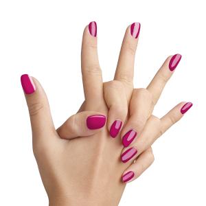 gel-lak-pretty-gel-127-tamno-rozovo-nail