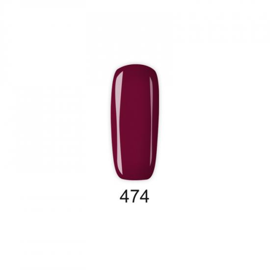 Pretty Gel 474 – Сочно Грозде