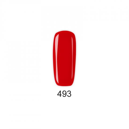 Pretty Gel 493 – Бонбонено Червен