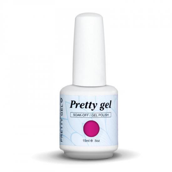 Pretty Gel 498 – Лилаво към Розово