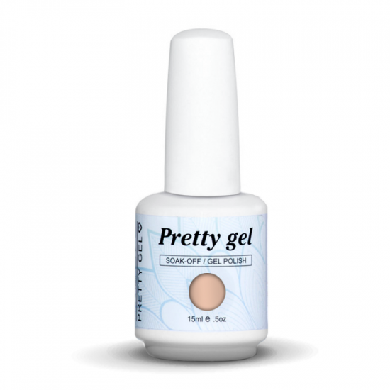 Pretty Gel 510 – Светла Роза 15 мл.