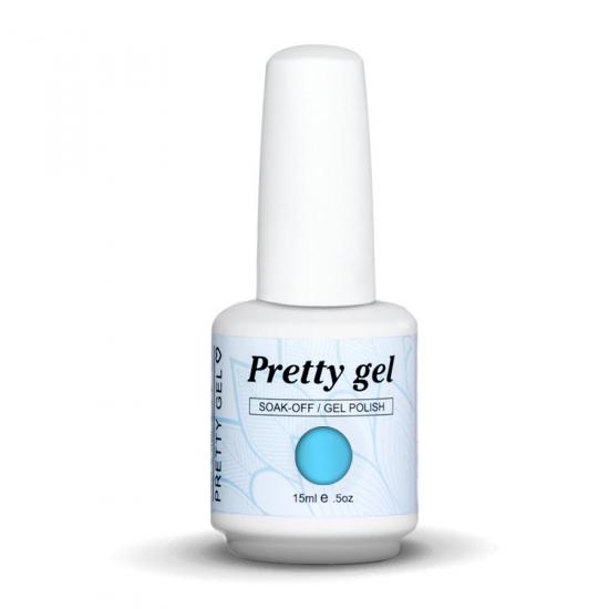 Pretty Gel 511 - Лятно светло синьо 15 мл.