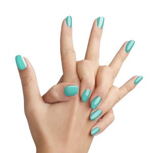 Pretty Gel 514 - Синьо зелен пастел 15 мл.