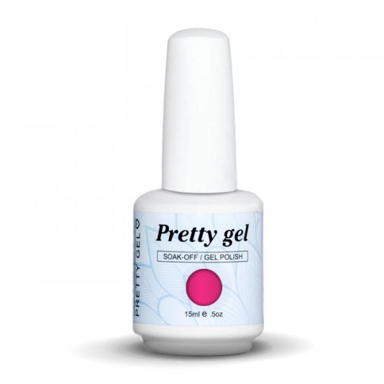 Pretty Gel 519 – Розов Пунш 15 мл.