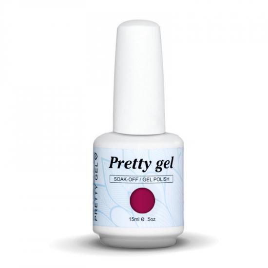 Pretty Gel 562 – Парти розов 15 мл.