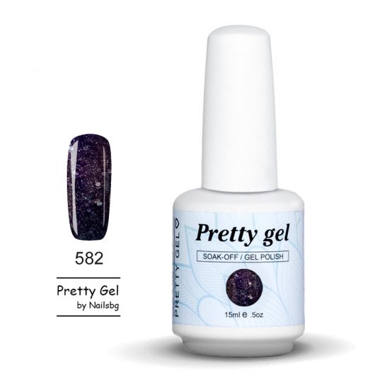 gel-lak-pretty-gel-582-lilav-s-chastici-15ml-01