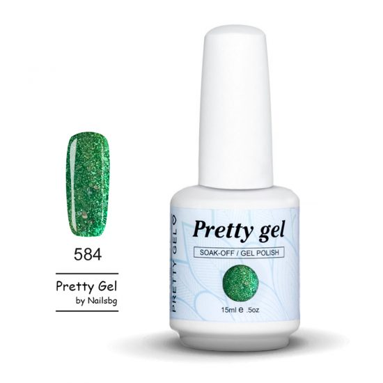 gel-lak-pretty-gel-584-zelen-s-chastici-15ml-01