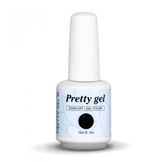 Pretty Gel 62 - Черна магия 15 мл.