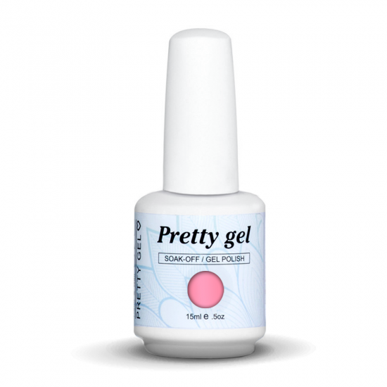 Pretty Gel 628 - Антично розово 15 мл.
