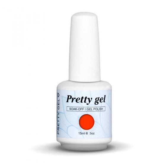 Pretty Gel 682 - Ориенталски корал 15 мл.