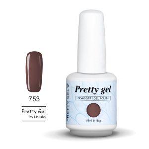 gel-lak-pretty-gel-753-maslineno-sivo-nail