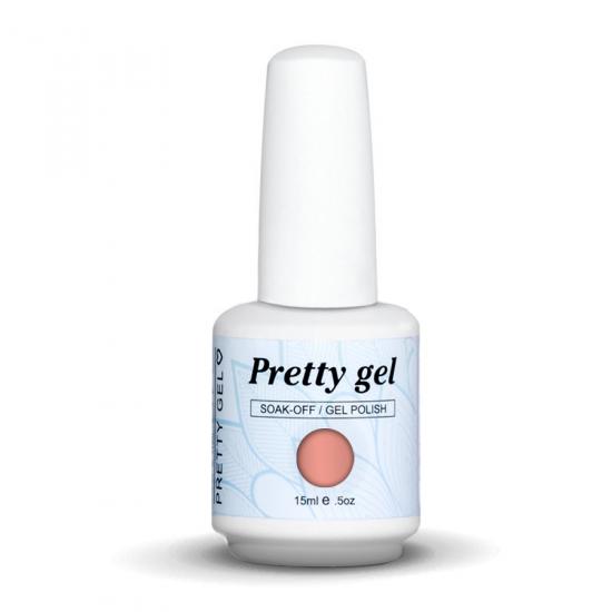 Pretty Gel 805 - Розов гланц 15 мл.