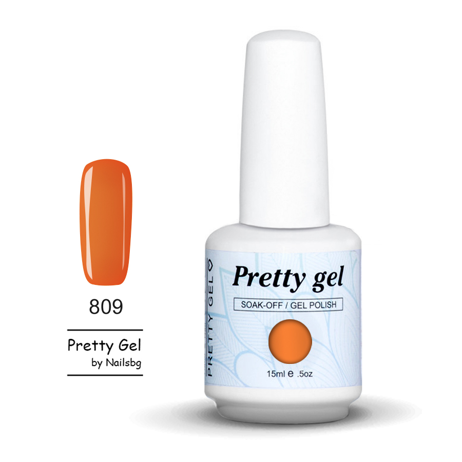 gel-lak-pretty-gel-809-svetla-mandarina-15ml-01