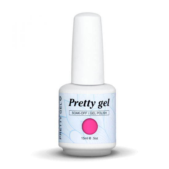 Pretty Gel 895 - Barbie 15 мл.