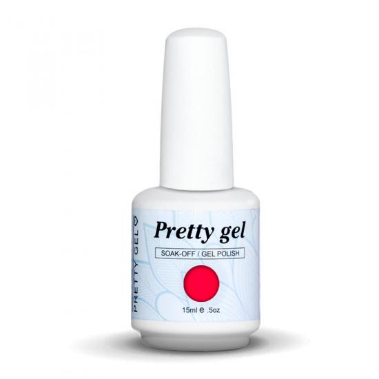 Pretty Gel 899 - Кремаво червен 15 мл.