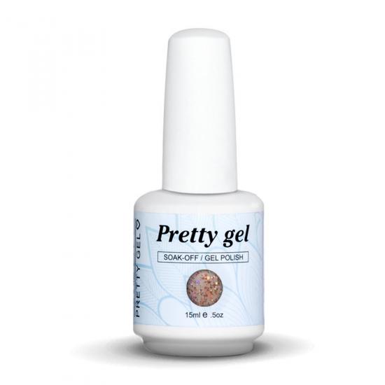 Pretty Gel 928 - Цветна поезия 15 мл.