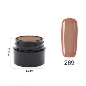 Цветен UV/LED гел Pretty 5 гр. – 269 Капучино