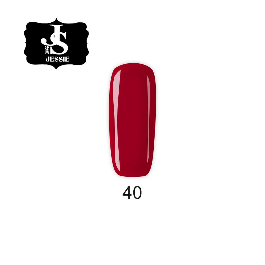 Jessie гел лак 040 - Ferrari 8 мл.