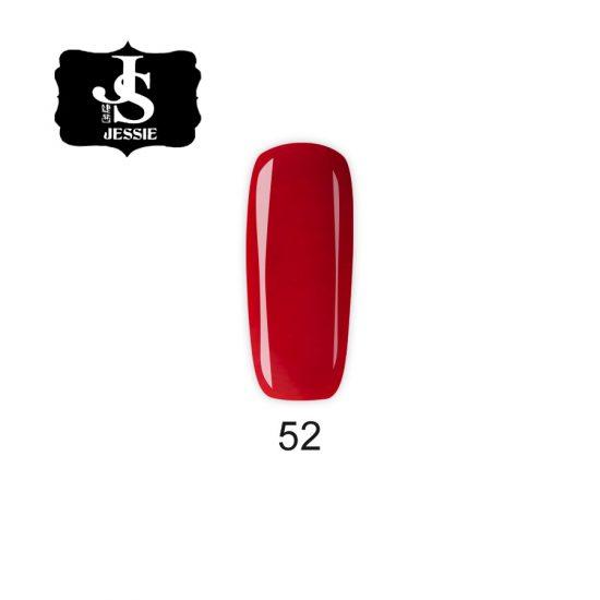 Jessie гел лак 052 - Класическо червено 8 мл.