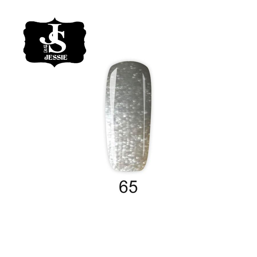 Jessie гел лак 065 - Сребро 8 мл.